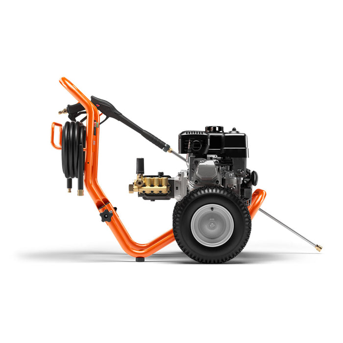Husqvarna 967979501 HH42 4.0 GPM 4200 PSI Pressure Washer w/ 50 ft Flexible Hose