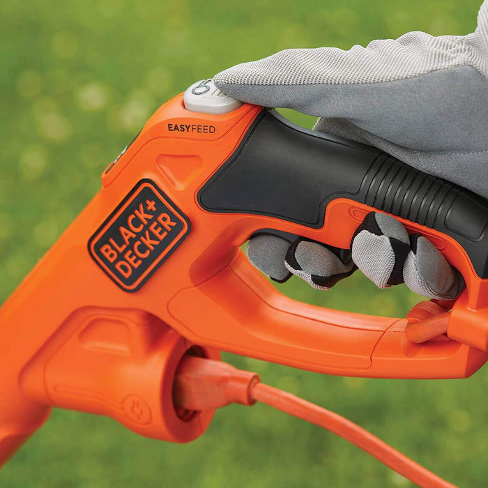 Black and Decker BESTE620 14-Inch 6.5-Amp Easyfeed Electric String Trimmer