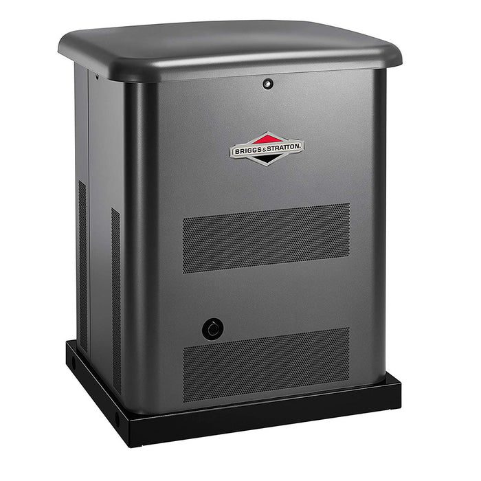 Briggs and Stratton 40451 10kW 100 Amp 570cc Steel Automatic Standby Generator