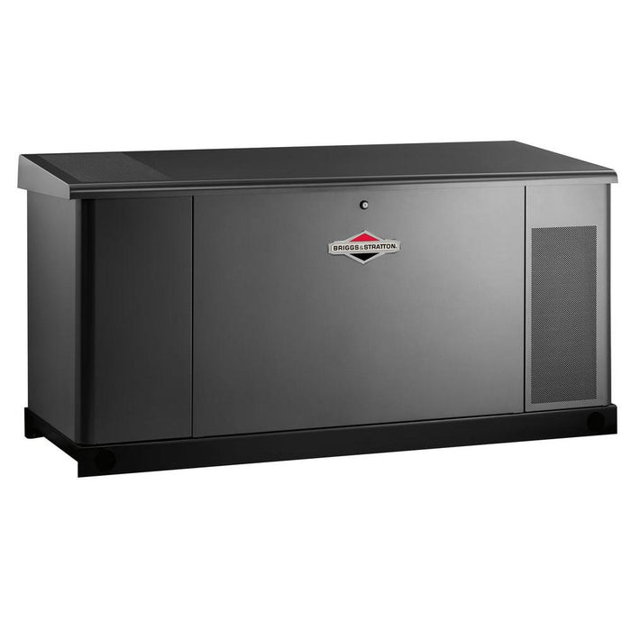 Briggs and Stratton 76107 25kW 200 Amp Dual Automatic Standby Generator
