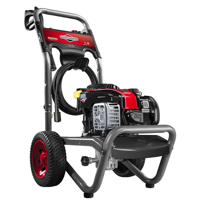 Briggs And Stratton 20545 2 200 Psi 1 9 Gpm Cold Water Gas Powered Pressure Washer
