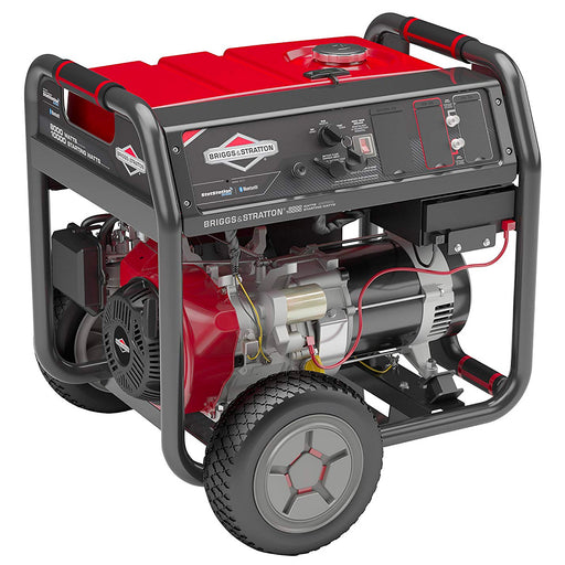 Briggs and Stratton 30679 8000-Watt Elite Portable Generator w/ Bluetooth