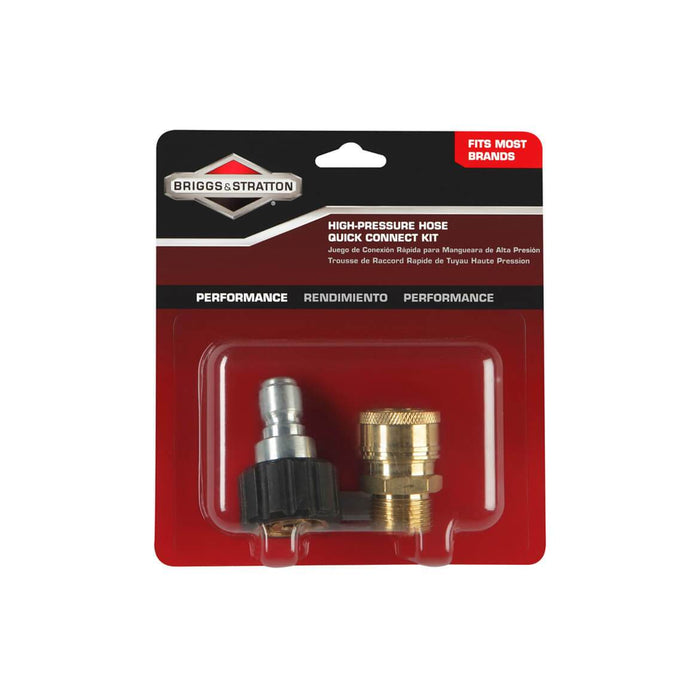 Briggs & Stratton 6191 4,000-Psi Quick-Connect High Pressure Hose Connect Kit