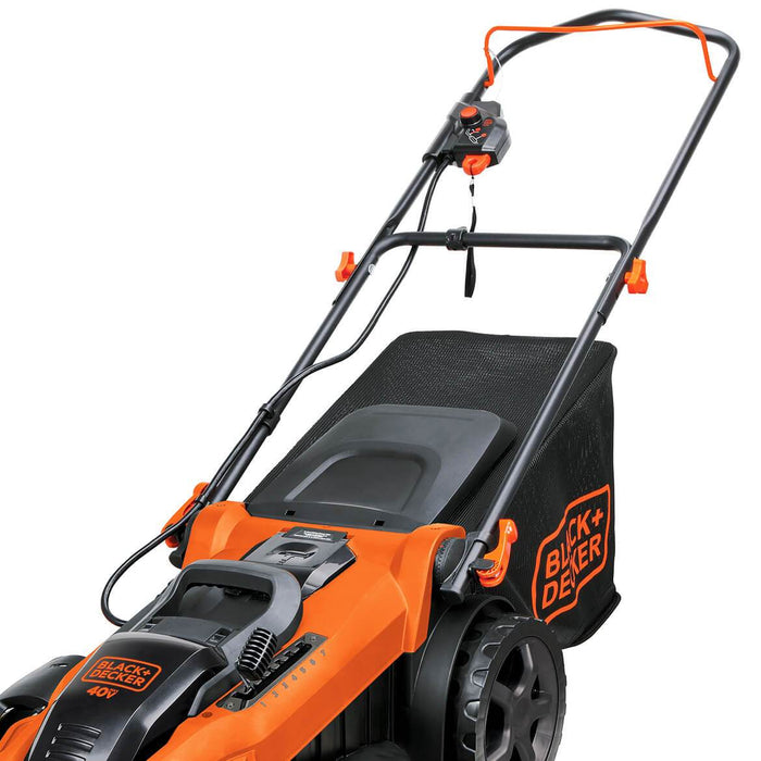 Black and Decker CM2043C 40-Volt 20-Inch Cordless Electric Push Lawn Mower