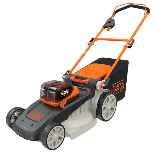 Black and Decker CM2060C 60-Volt 20-Inch MAX Cordless Push Lawn Mower