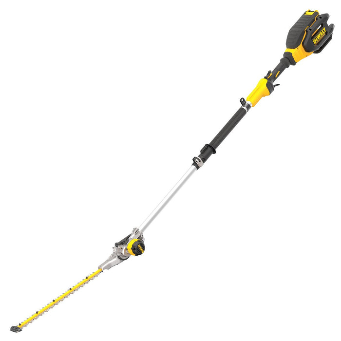 DeWALT DCHT895B 40-Volt MAX Cordless Telescoping Pole Hedge Trimmer - Bare Tool