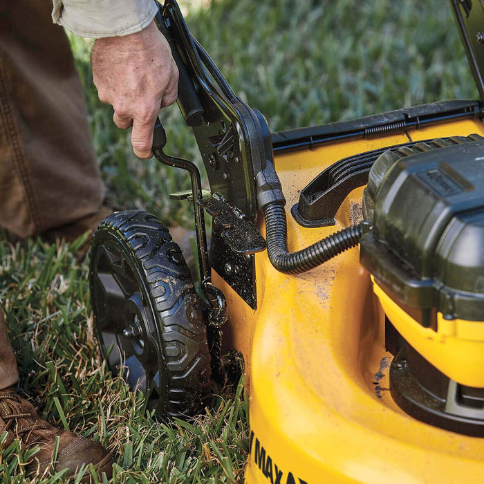 DEWALT DCMW290H1 40-Volt 6Ah Cordless Lithium-Ion Brushless Lawn Mower Kit