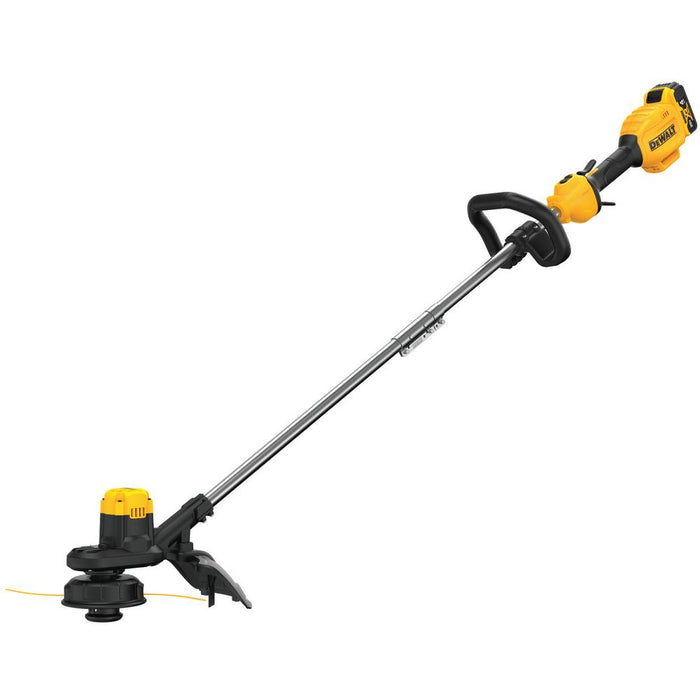 DeWALT DCST925M1 20V MAX Cordless String Trimmer With Charger