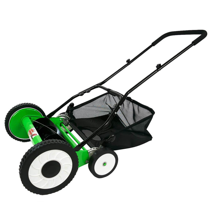 DuroStar DS1600LD 16-Inch 5 Blade Height Adjusting Push Reel Mower