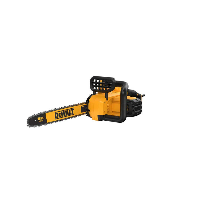 "DeWALT DWCS600 15 Amp 18"" Corded Electric High Efficiency Heavy Duty Chainsaw"