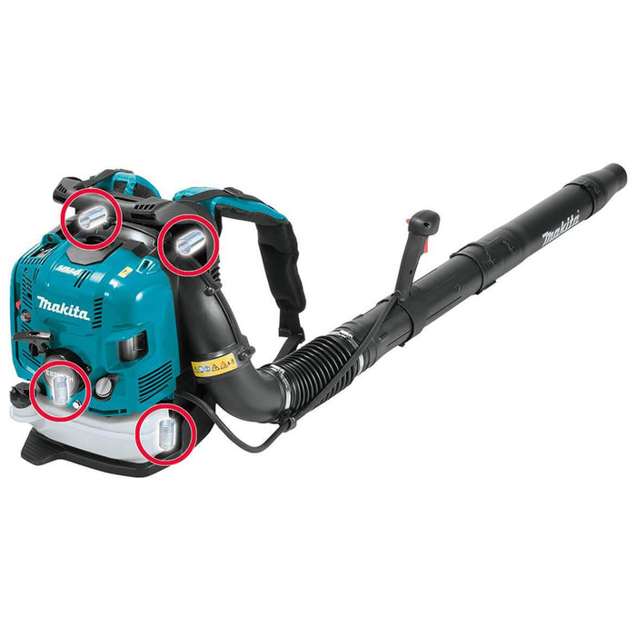Makita EB7660TH 75.6cc 4-Stroke MM4 Engine Tube Throttle Backpack Blower