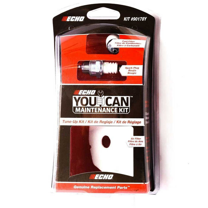 Echo 90178Y CS-271T Recommended Chainsaw Maintenance Tune Up Kit