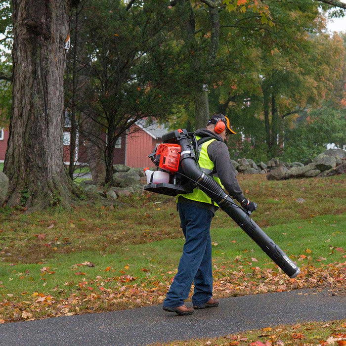 Echo PB-8010T 79.9cc 2 Stroke Gas Lightweight Tube Throttle Backpack Leaf Blower
