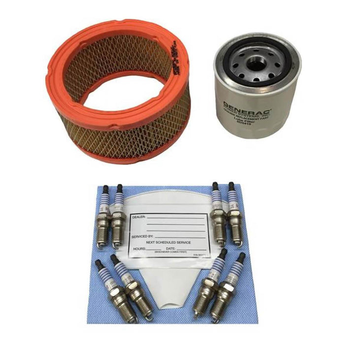 Generac GNC-6205 48kW 5.4-Liter Generator Guardian Maintenance/Tune-Up Kit