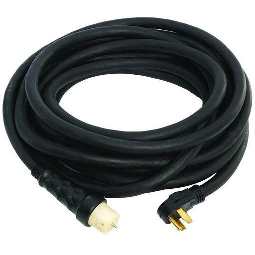 Generac GNC-6389 50-Amp 25-Foot Generator Power Cord With Straight Blade Prongs