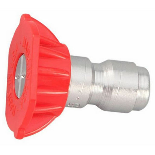 Generac GNC-6640 0-Degree Spray Tip Red For Pressure Washers Quick Connect