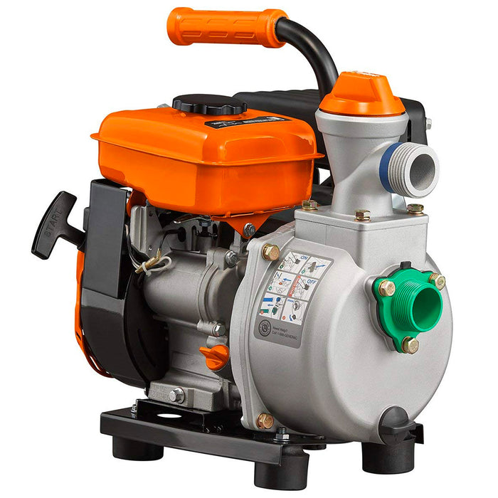 Generac 6821 79cc 80-Gpm 1.5-Inch Gas Powered Clean Water Pump