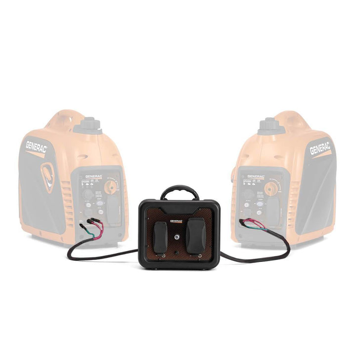 Generac 7118 30-Amp Compact Parallel Kit for GP2200i Inverter Generators