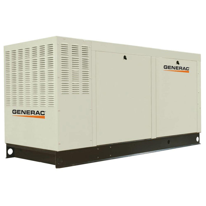 Generac QT07068ANAX 70kW 120/240V Single Phase Natural Gas Standby Generator