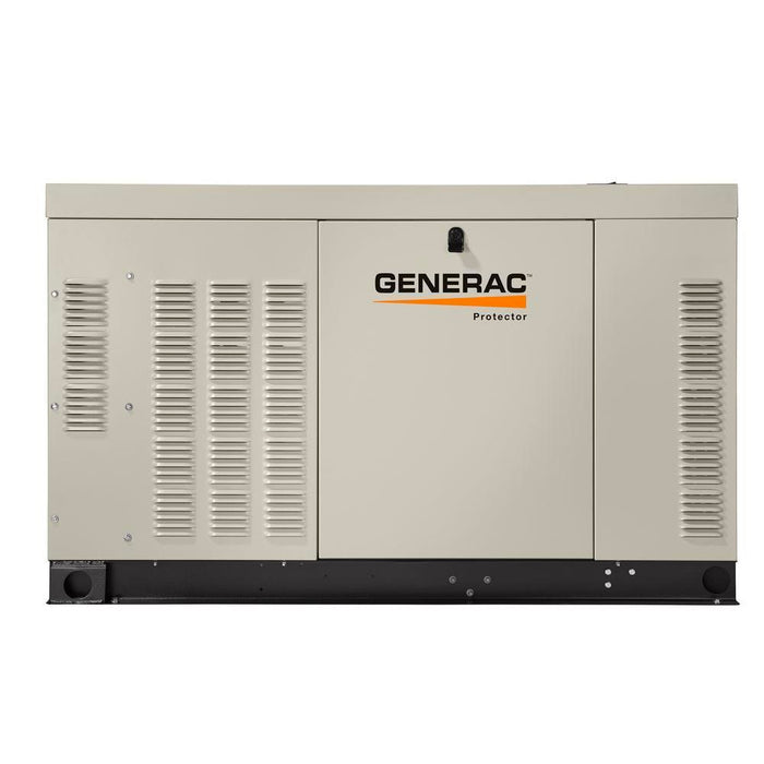 GENERAC RG03015GNAX 30kw 120/208-Volt Three-Phase Protector Standby Generator