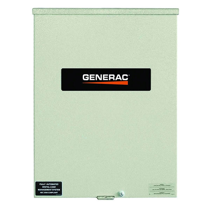 Generac GNC-RTSC400A3 400-Amp Smart Switch Automatic Transfer Switch + Ac Shedding