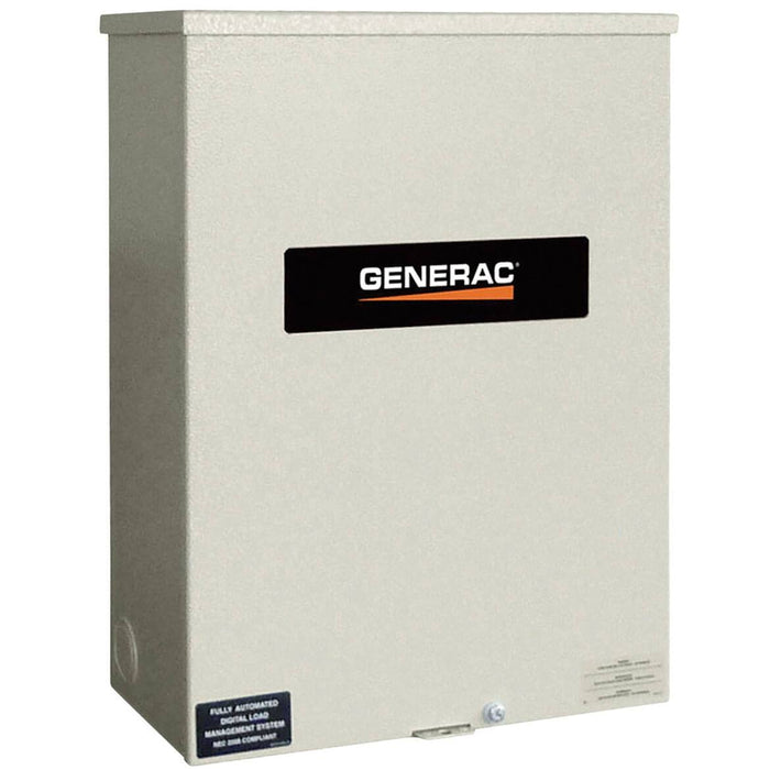 Generac GNC-RTSN200K3 Guardian 200-Amp 3-Phase Automatic Transfer Switch (277/480V)