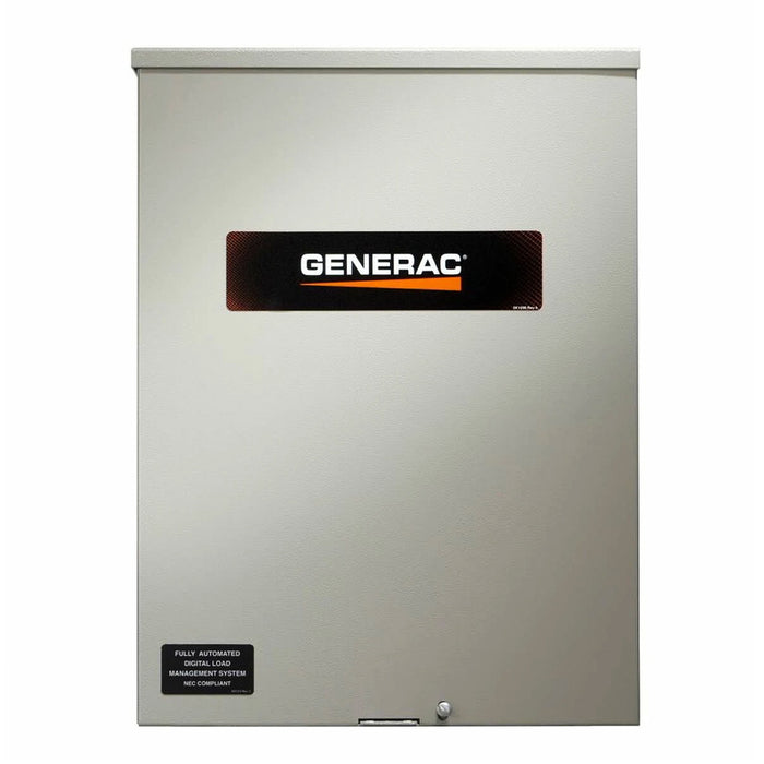 Generac RXSW100A3CUL 100-Amp 120/240-Volt Single-Phase Automatic Transfer Switch