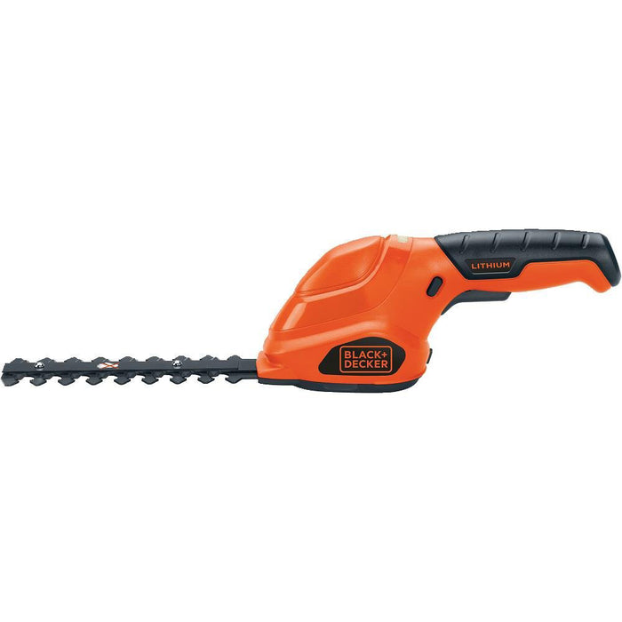 Black & Decker 3.6V Garden Shear Lithium ion Combo Shear