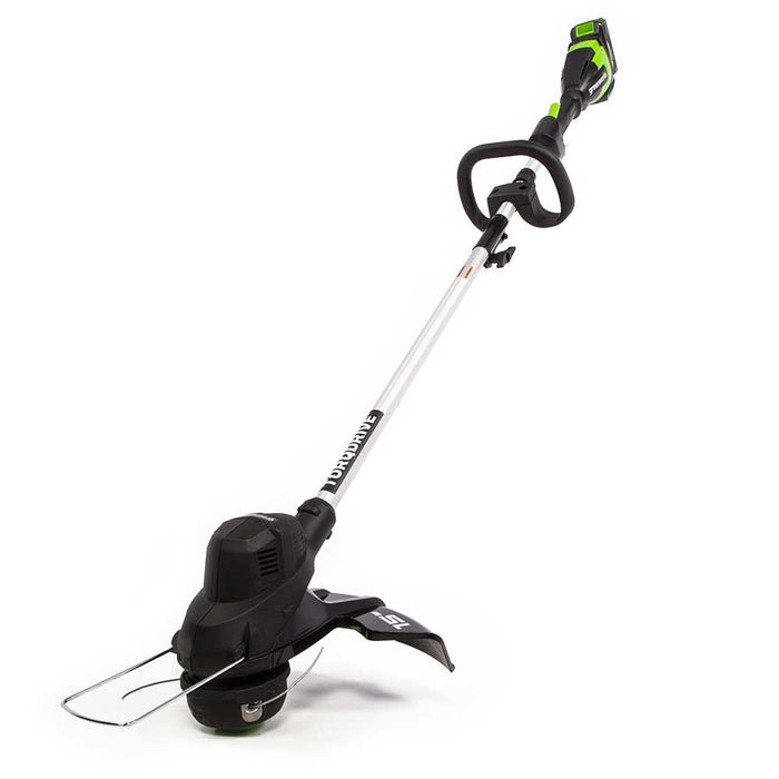 "GreenWorks Commercial 48T15 48V 15"" Cordless Brushless Compact String Trimmer"