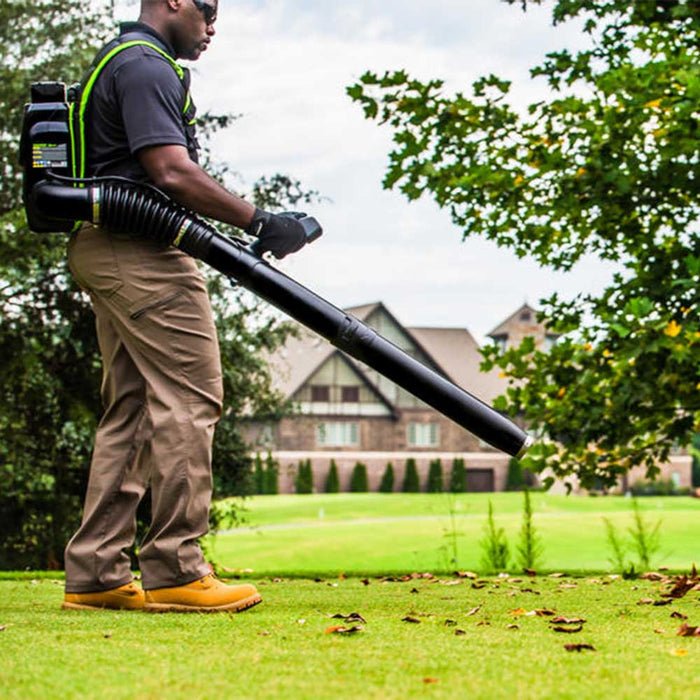 GreenWorks Commercial GBB600 82V 600 CFM Cordless Backpack Blower - Bare Tool