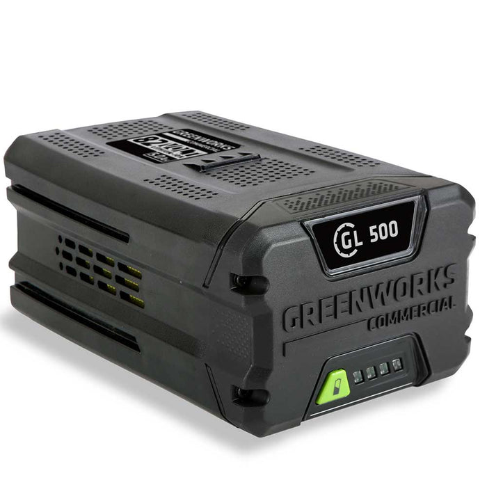 GreenWorks Commercial GL500 82V 5.0Ah Standard Cordless Lithium-Ion Battery