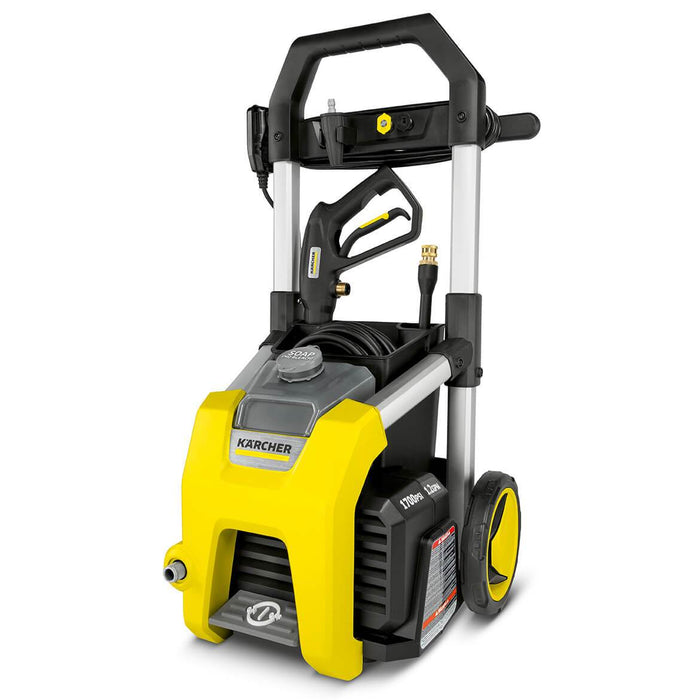 Karcher 1.106-113.0 1,700-Psi 1.2-Gpm Cp;d Water Electric Pressure Washer