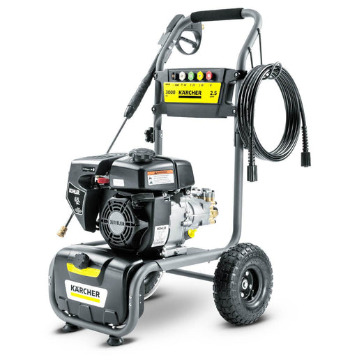 Karcher G3000 K 3,000-Psi 2.5-Gpm Cold Water Gas Powered Pressure Washer - 1.107-284.0