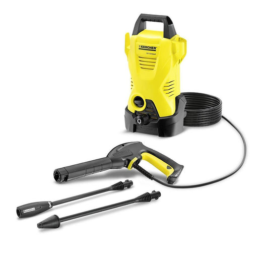 Karcher 1.602-114.0 1,600-Psi Cold Water Electric Pressure Washer w/ Handle