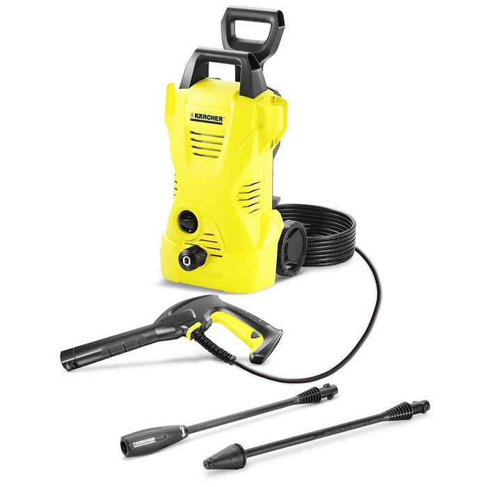 Karcher K2 Ergo 1600-Psi 1.25-Gpm Cold Water Electric Pressure Washer - 1.602-316.0