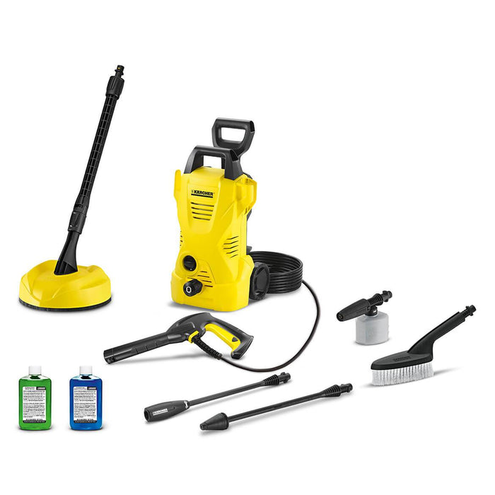 Karcher 1.602-317.0 1,600-Psi 1.25-Gpm Cold Water Electric Pressure Washer Kit