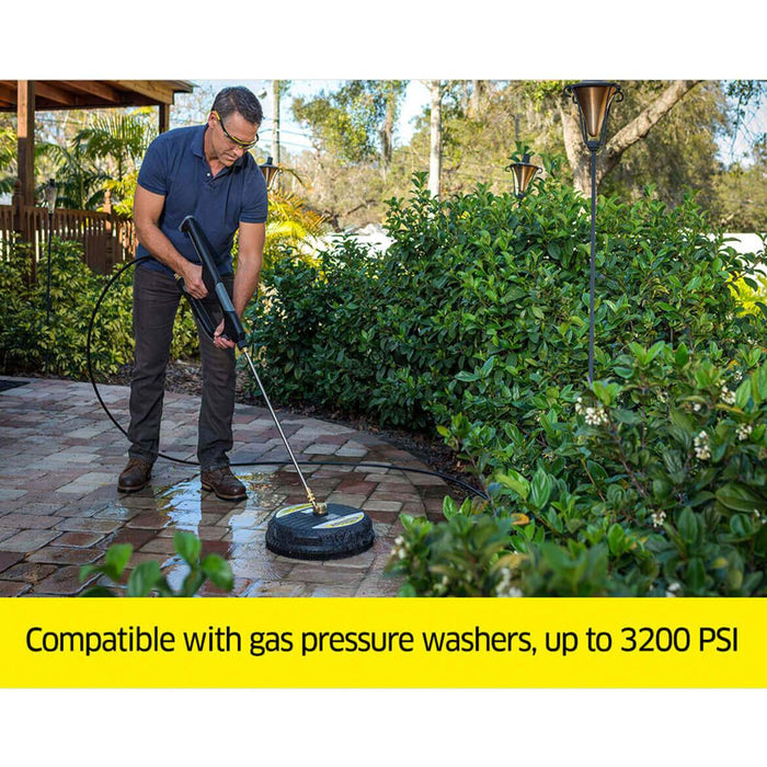 Karcher 8.641-035.0 15-Inch 3,200-Psi Quick-Connect Surface Cleaner Attachment