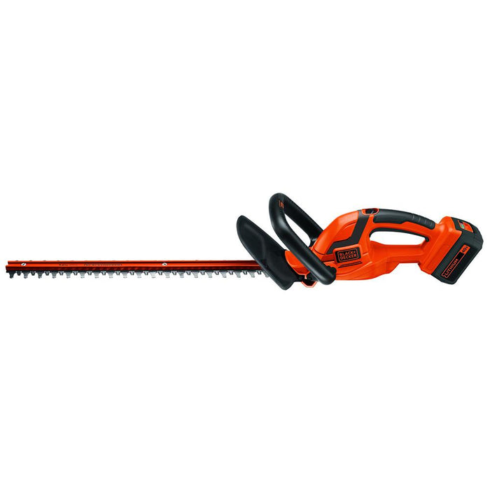 Black and Decker LHT2436 24-Inch 40V High Performance Cordless Lithium Ion Hedge Trimmer