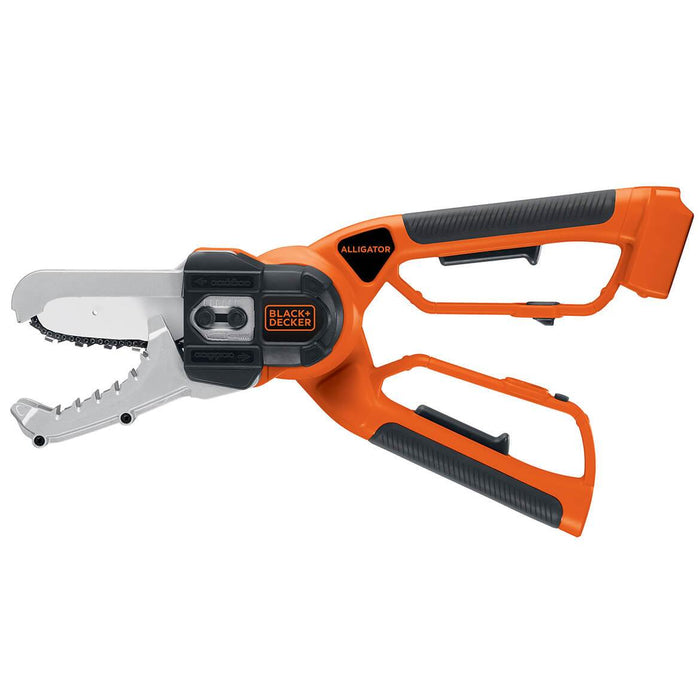 Black and Decker LLP120B 20V MAX Cordless Alligator Lopper Chainsaw - Bare Tool