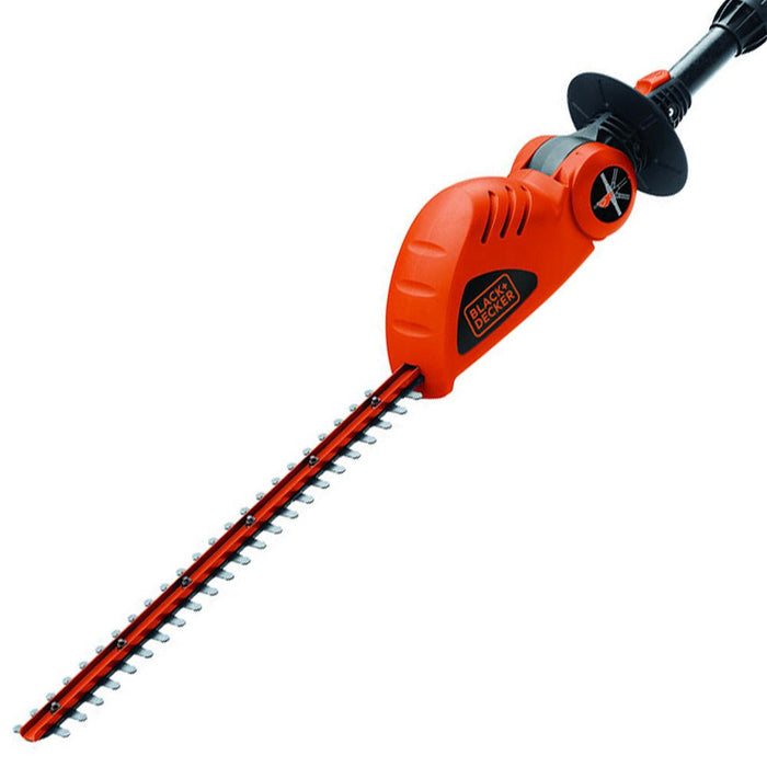 Black and Decker LPHT120B 20-Volt 18-Inch Cordless Pole Hedge Trimmer - Bare Tool