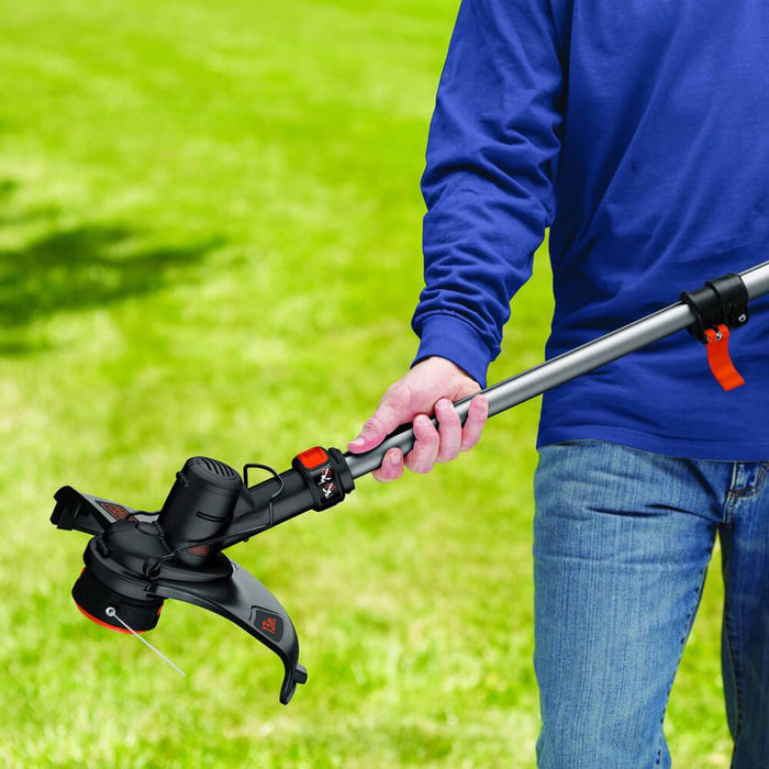 extending the Black and Decker LST136B String Trimmer