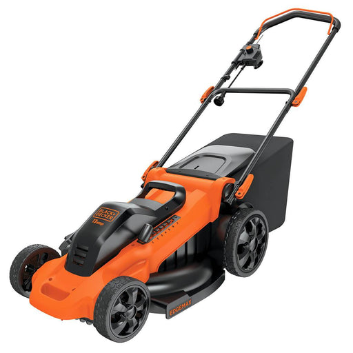 front of Black and Decker MM2000 Electric Lawn Mower