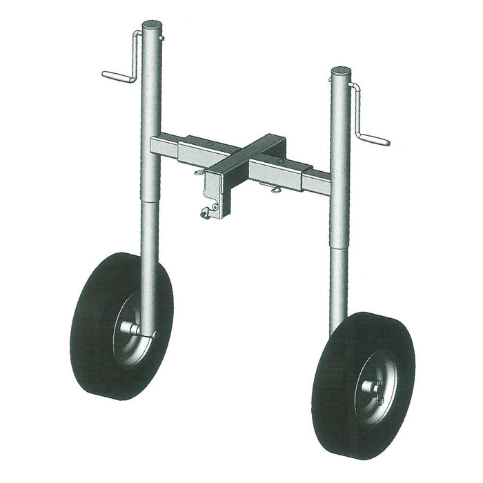 Multiquip 36243 2-wheel Heavy Duty Mobility Dolly for Truss Screed