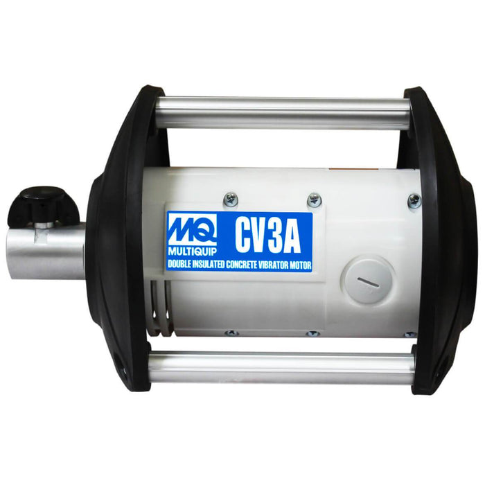 Multiquip CV3A 3-Hp 115-Volt 20-Amp Flex-Shaft Electric Drive Motor