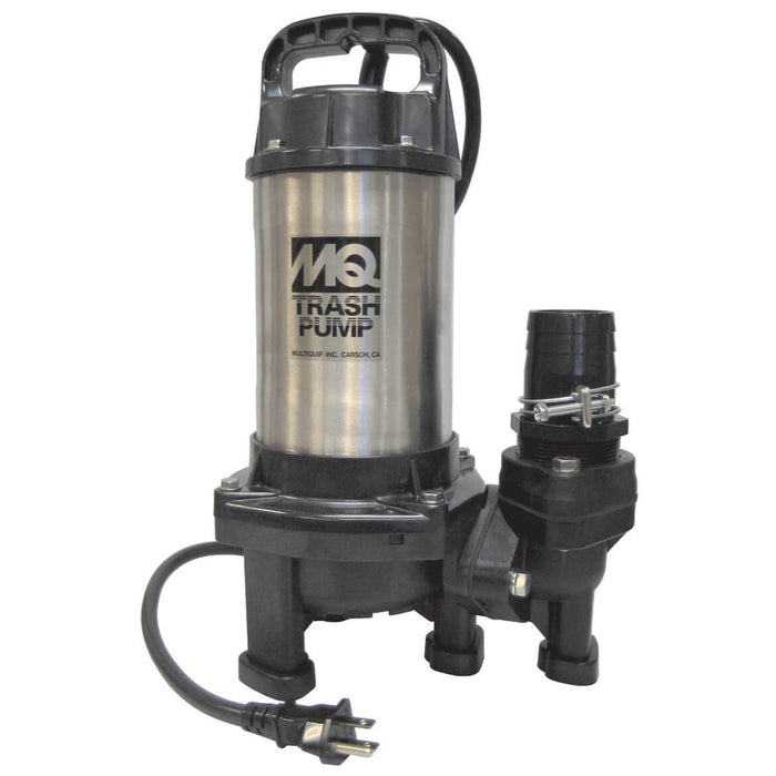 Multiquip PX400 115-Volt 72-Gpm 34-Foot Head 2-Inch Discharge Trash Water Pump