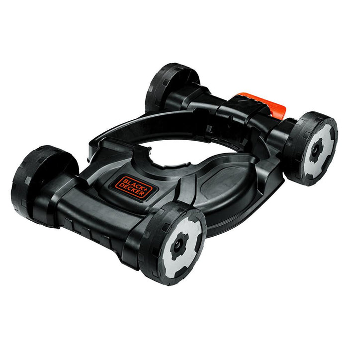 the mower deck/base of the Black and Decker MTE912 Trimmer Edger Mower