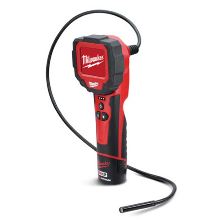 Milwaukee 2313-81 M12 12V 9mm Digital Inspection Camera Kit - Reconditioned