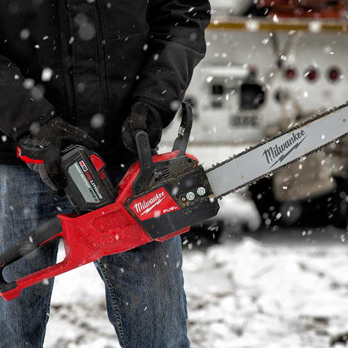 "Milwaukee 2727-80 M18 FUEL 18V 16"" Cordless Chainsaw - Bare Tool - Reconditioned"