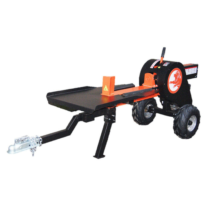 Power King PK0303 6.5-Hp 34-Ton Auto Ram Reversible Hitch Kinetic Log Splitter