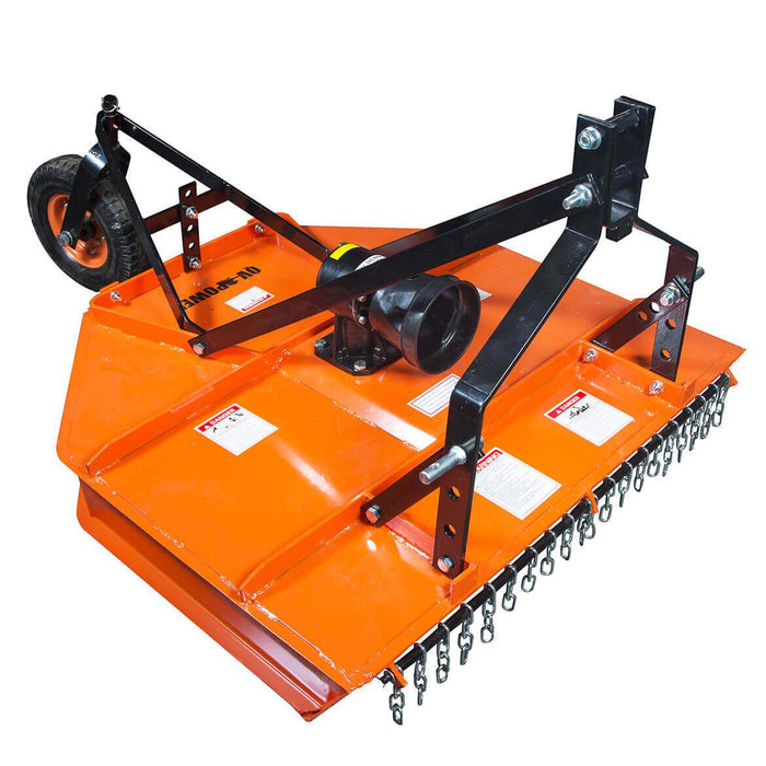 Power King PK1616 12 ga Deck Heat Treated Blade Shielded PTO Rough Cut Mower